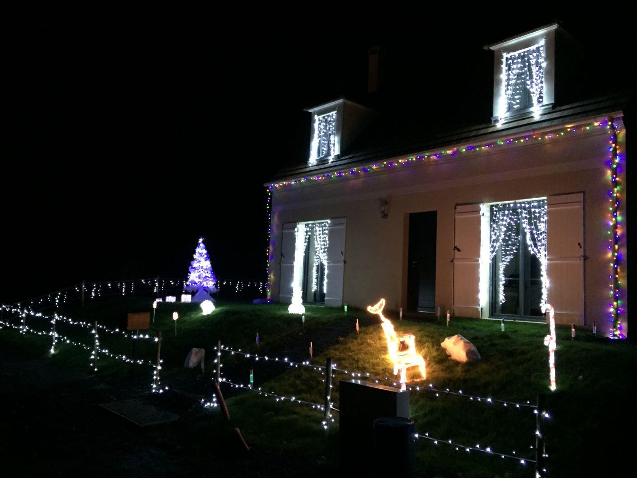 Illumination 1èr Noel
