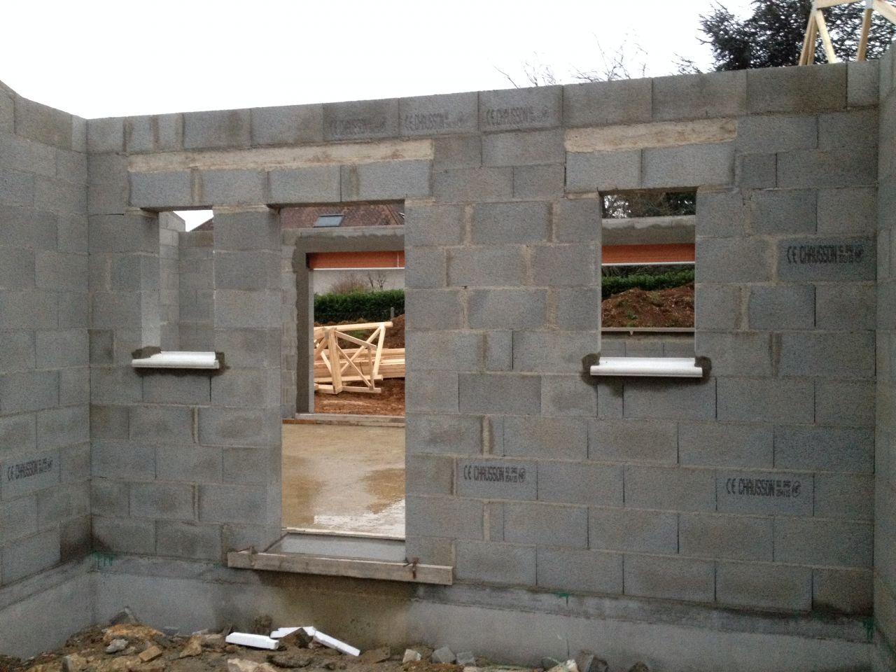 appuis de fenêtres et seuil de portes