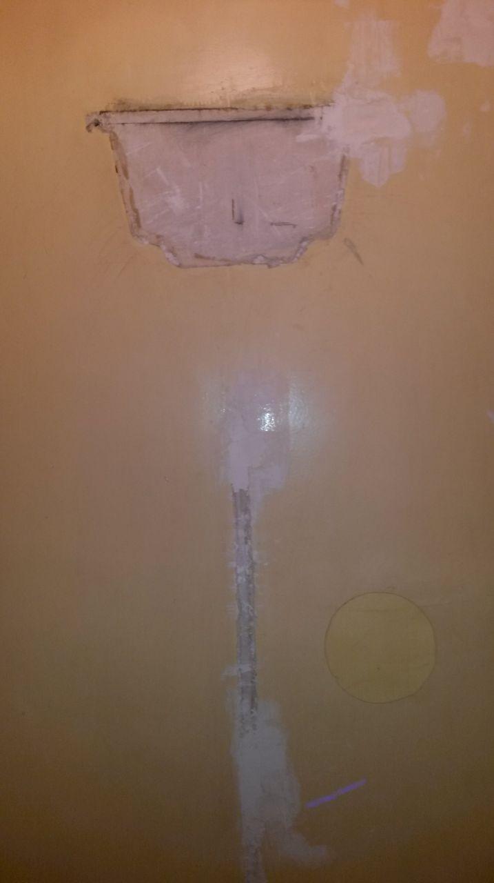 Peinture Glycero Pour Plafond Salle De Bain ~ r novation glycero brillante sur mur et plafond que faire de