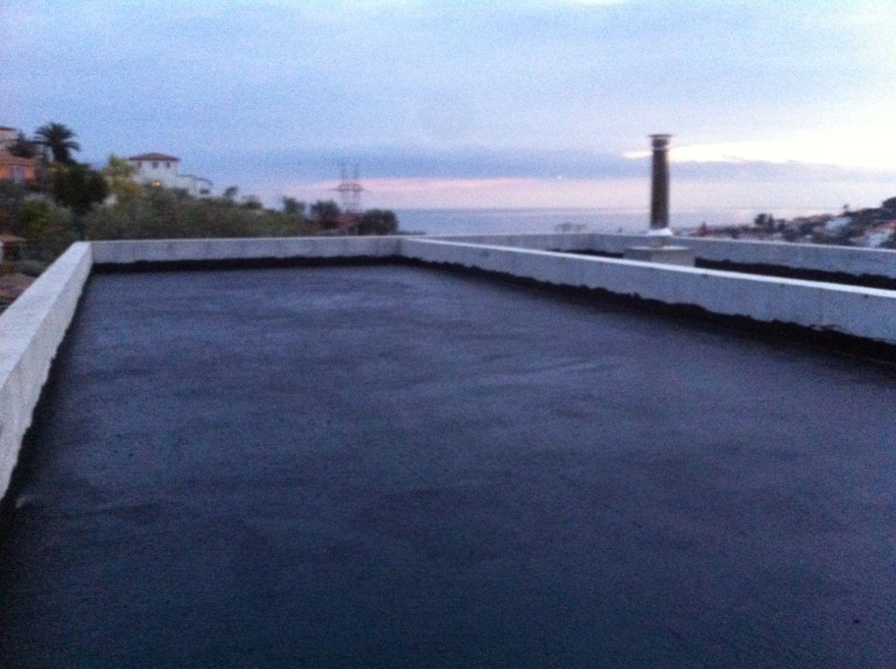 Primaire sur le toit