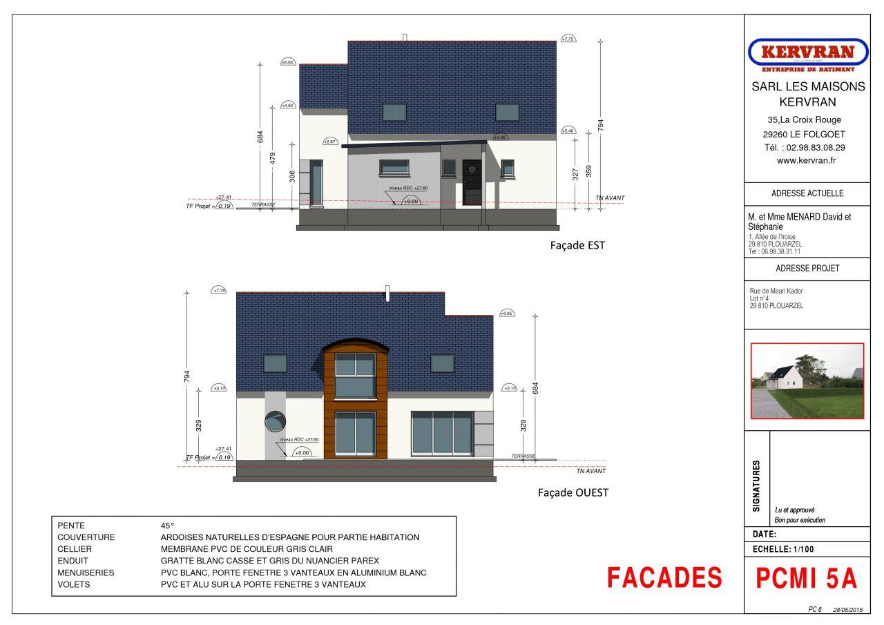 Constructeur maison individuelle kerbea for Construire maison kerbea