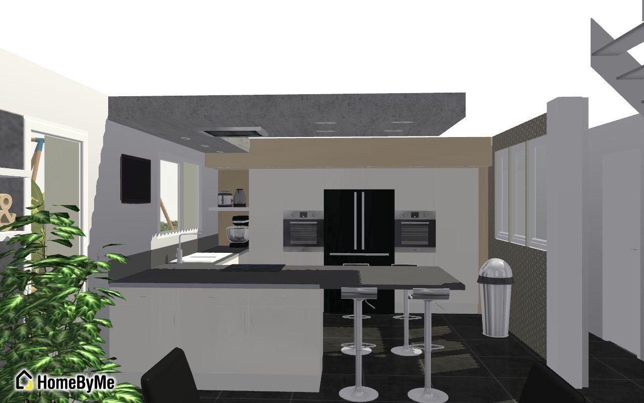 fin de l 39 l vation des murs du rdc pr paration de la. Black Bedroom Furniture Sets. Home Design Ideas