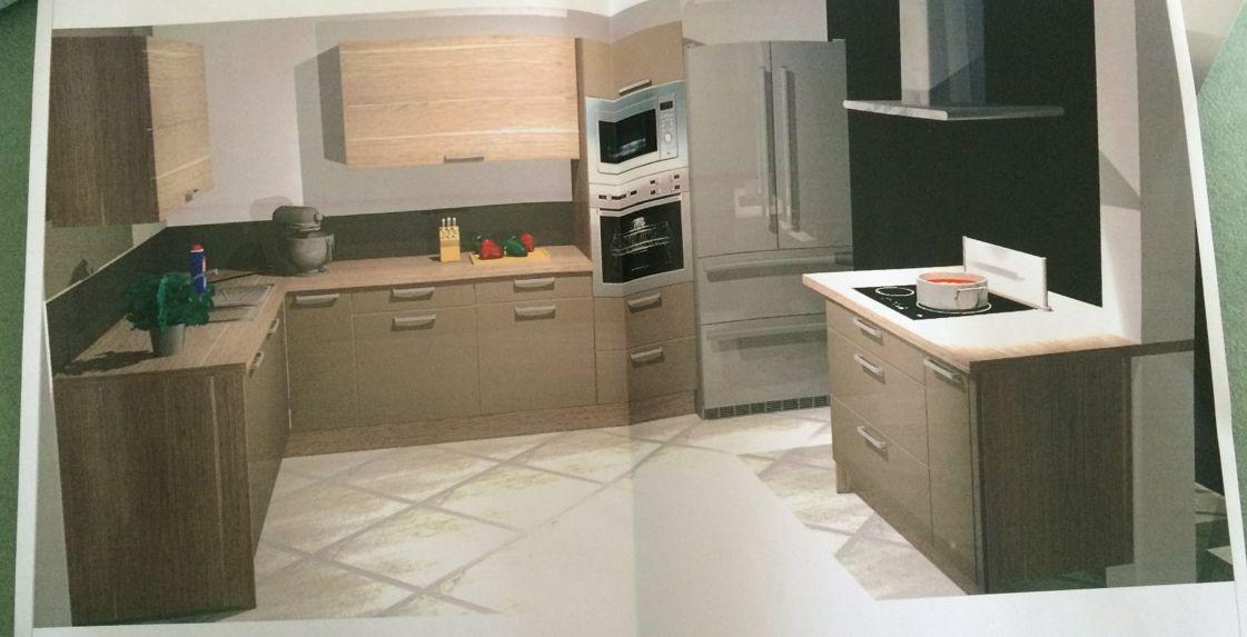 electricite termine plan cuisine reagreage beville le comte eure et loir. Black Bedroom Furniture Sets. Home Design Ideas