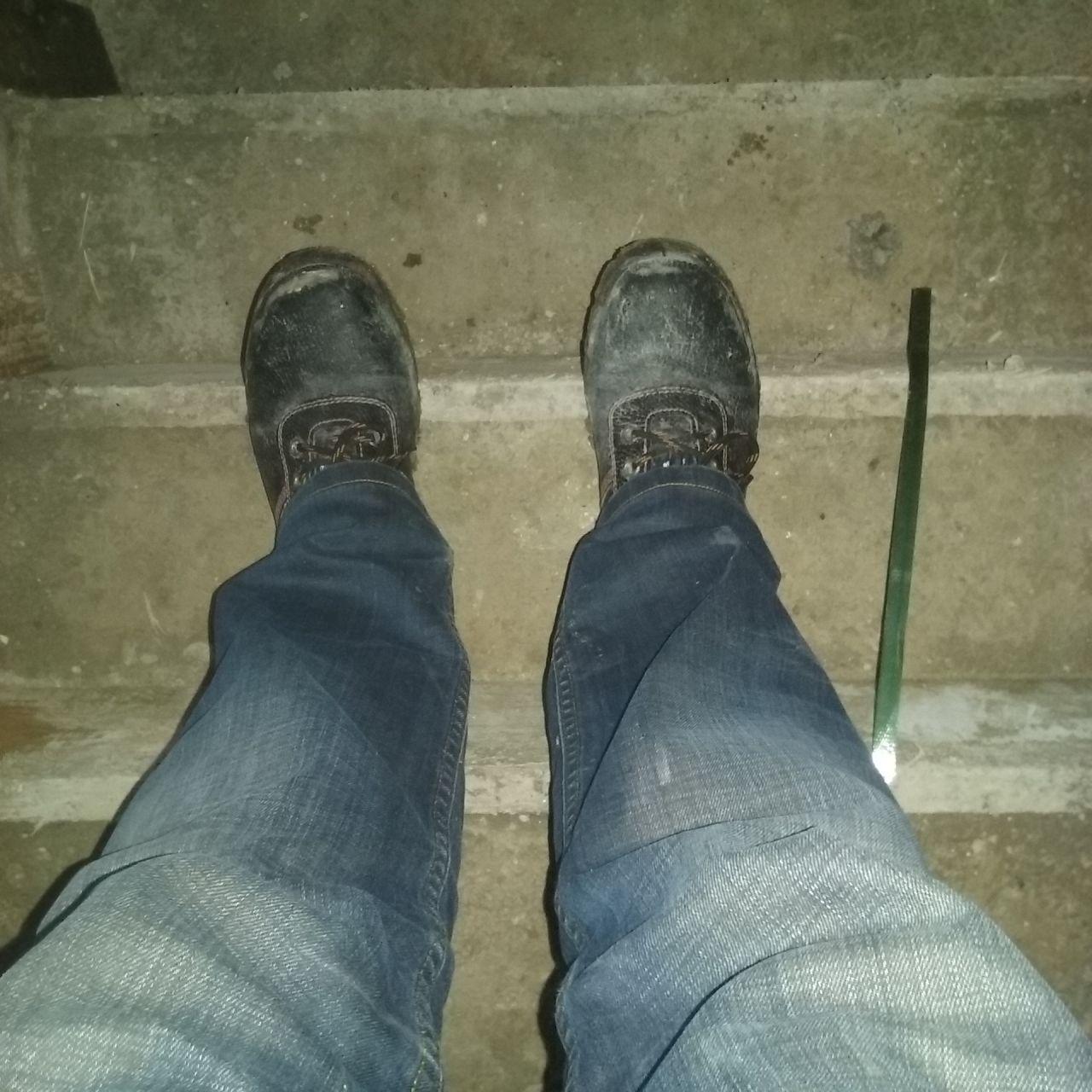 Refaire Escalier Trop Raide escaliers bétons dangereux - 58 messages
