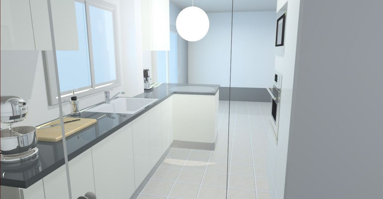 photo cuisine leroy merlin d coration cuisine. Black Bedroom Furniture Sets. Home Design Ideas