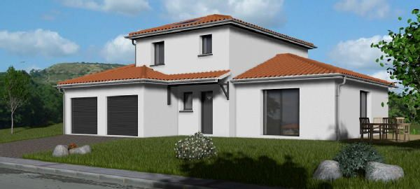 Maison 110m coublevie coublevie isere - Modele store pour maison ...