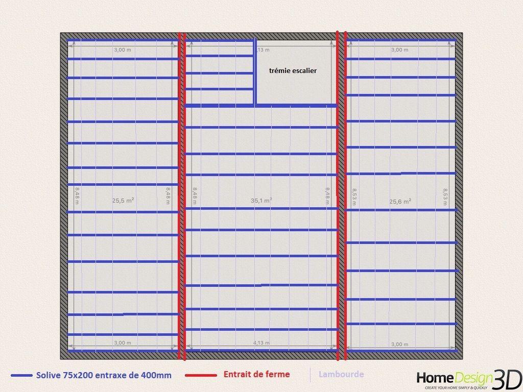 amenagement de comble et cr ation d 39 un plancher 12 messages. Black Bedroom Furniture Sets. Home Design Ideas