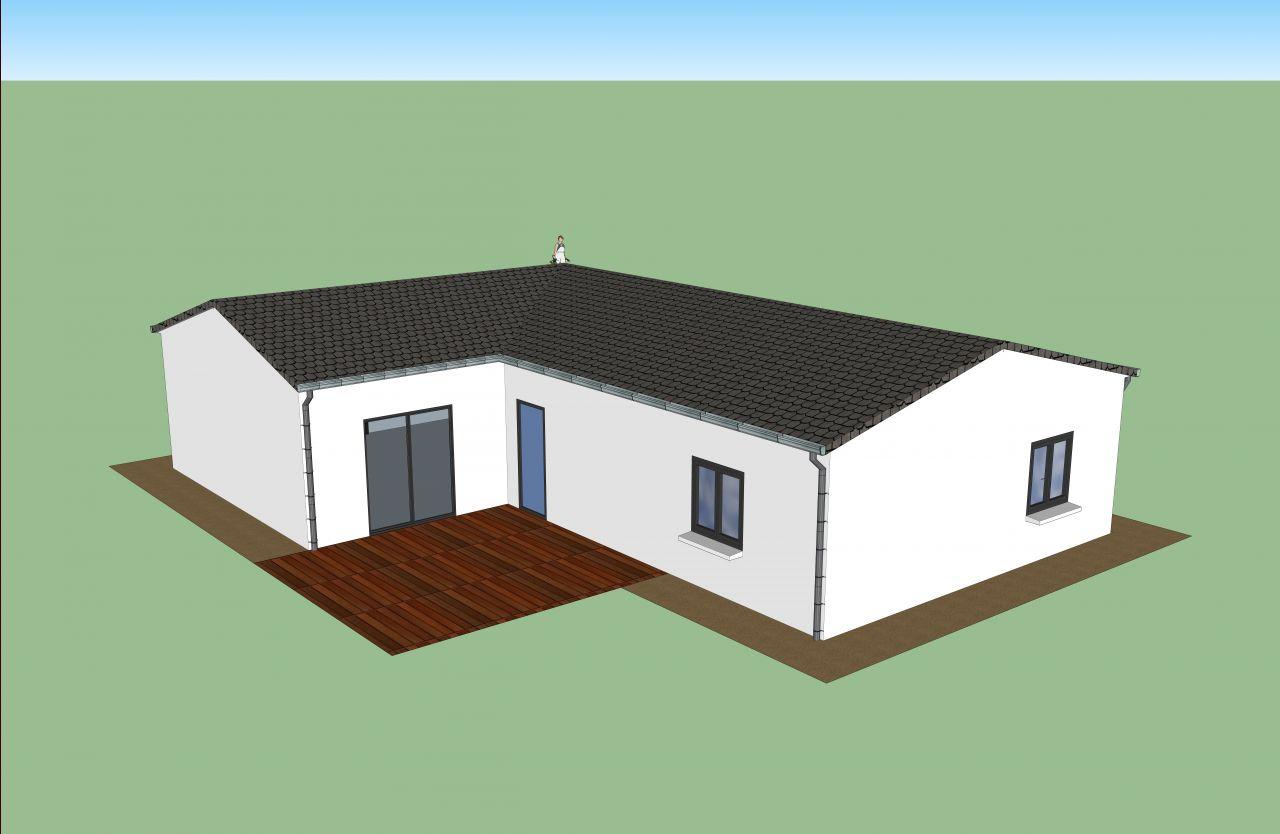 Plans maison n°1 non retenu