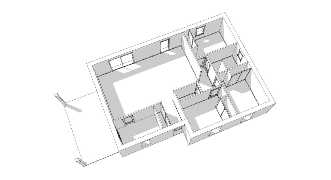 Modèle Vanneau 93 m²