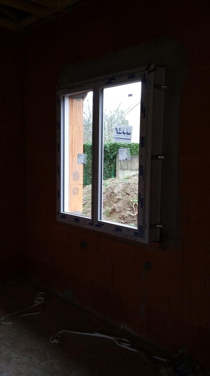 fenêtre du bureau
