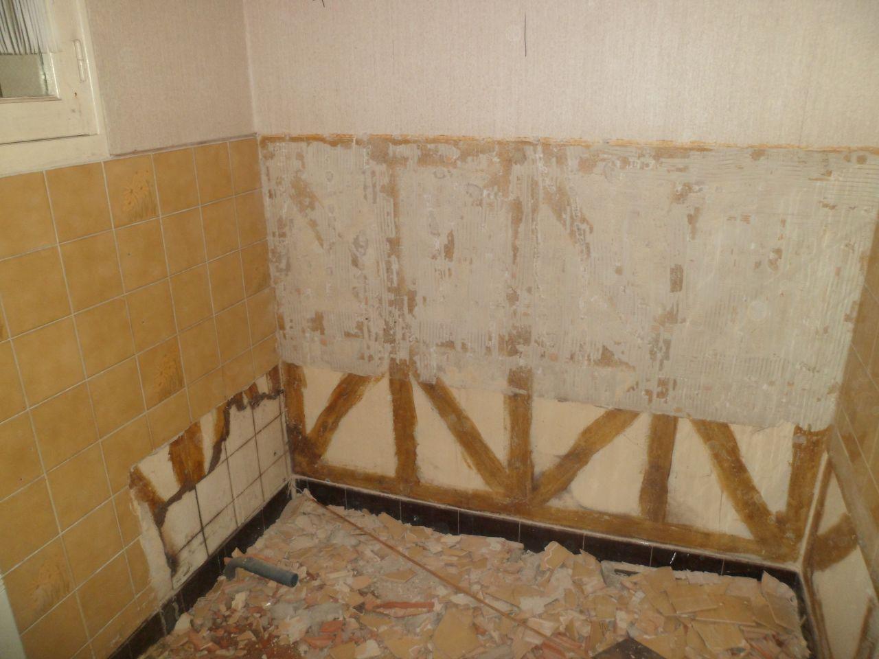Ancienne salle de bains