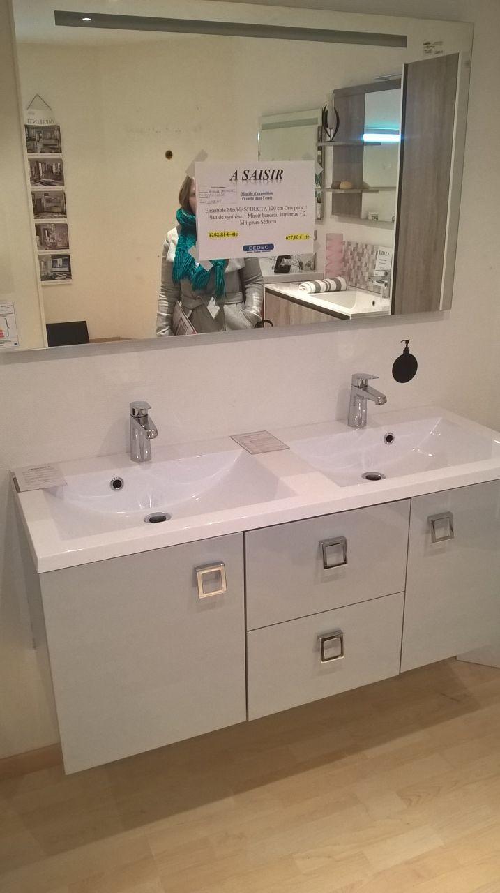 Meuble de salle de bain Seducta