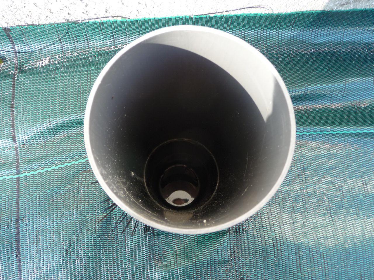 Photo niveau d 39 eau vu dans les a rations du vide sanitaire for Eau dans vide sanitaire normal