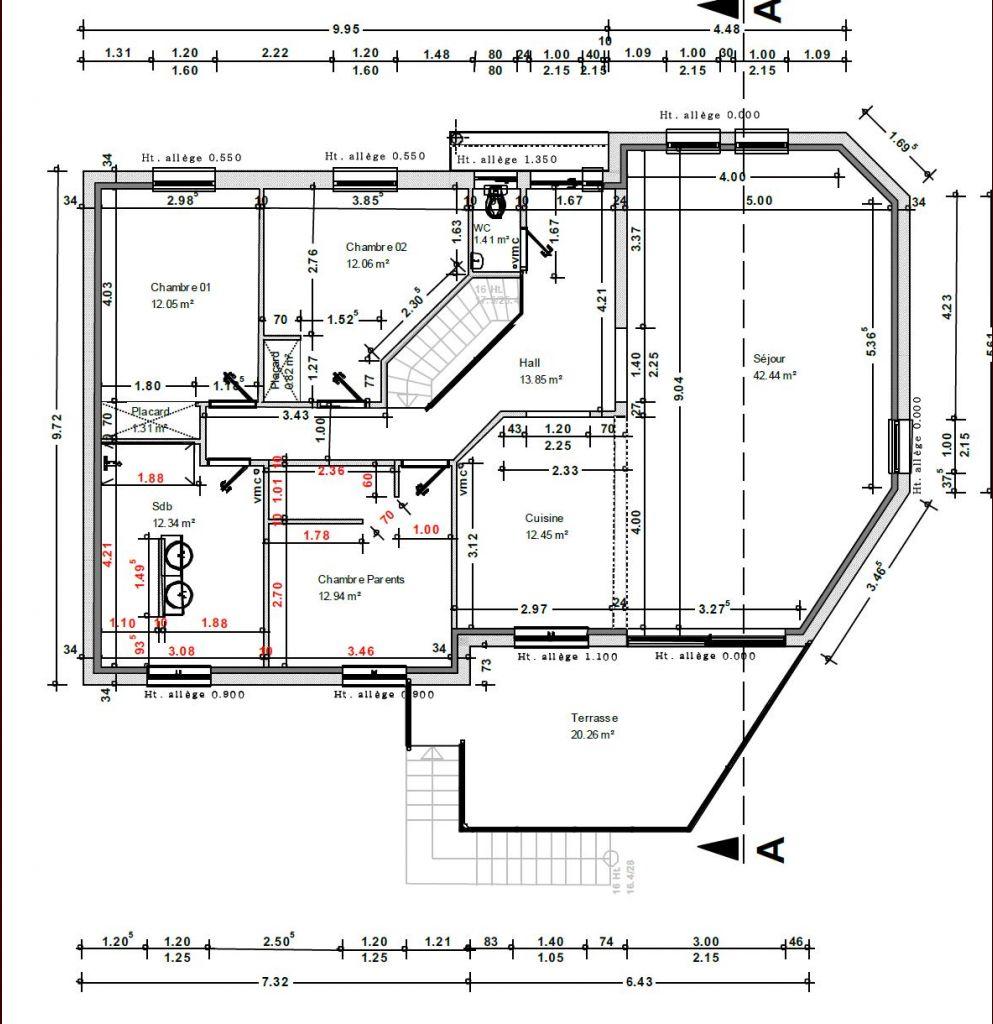 Comment Disposer Des Spots Dans Un Salon avis éclairage spot plafond h=3,50 m - 19 messages
