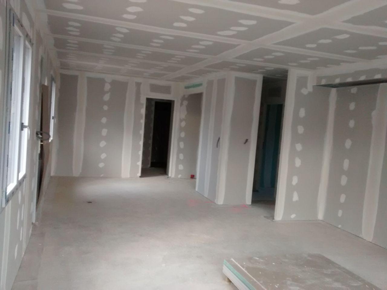 joints salle a manger/salon et cuisine