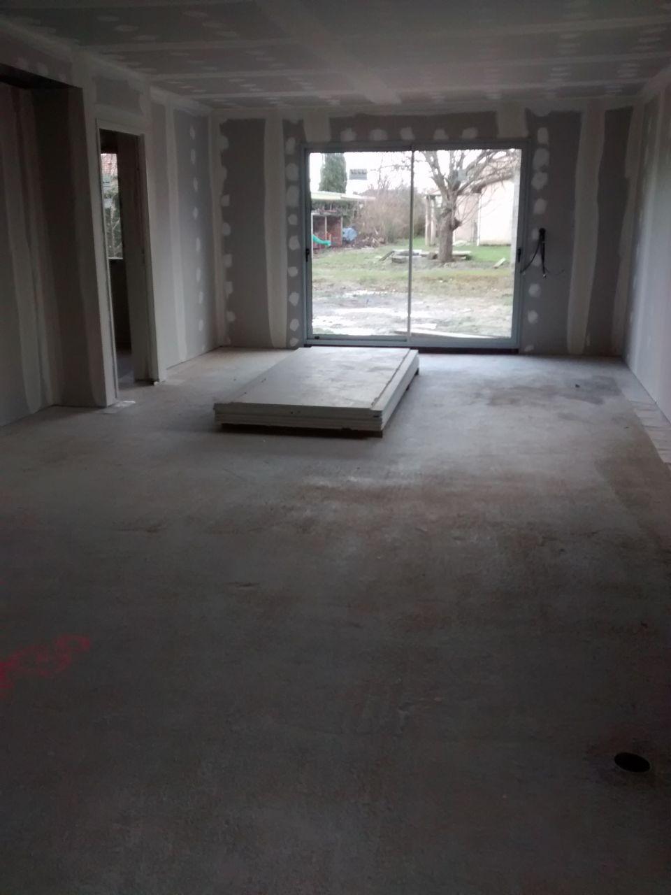 joints salle a manger/salon