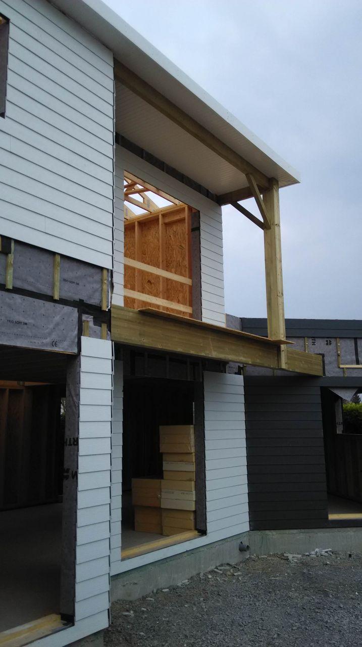 debords de toit balcon r cit piscine pose des menuiseries millet aiffres deux sevres. Black Bedroom Furniture Sets. Home Design Ideas