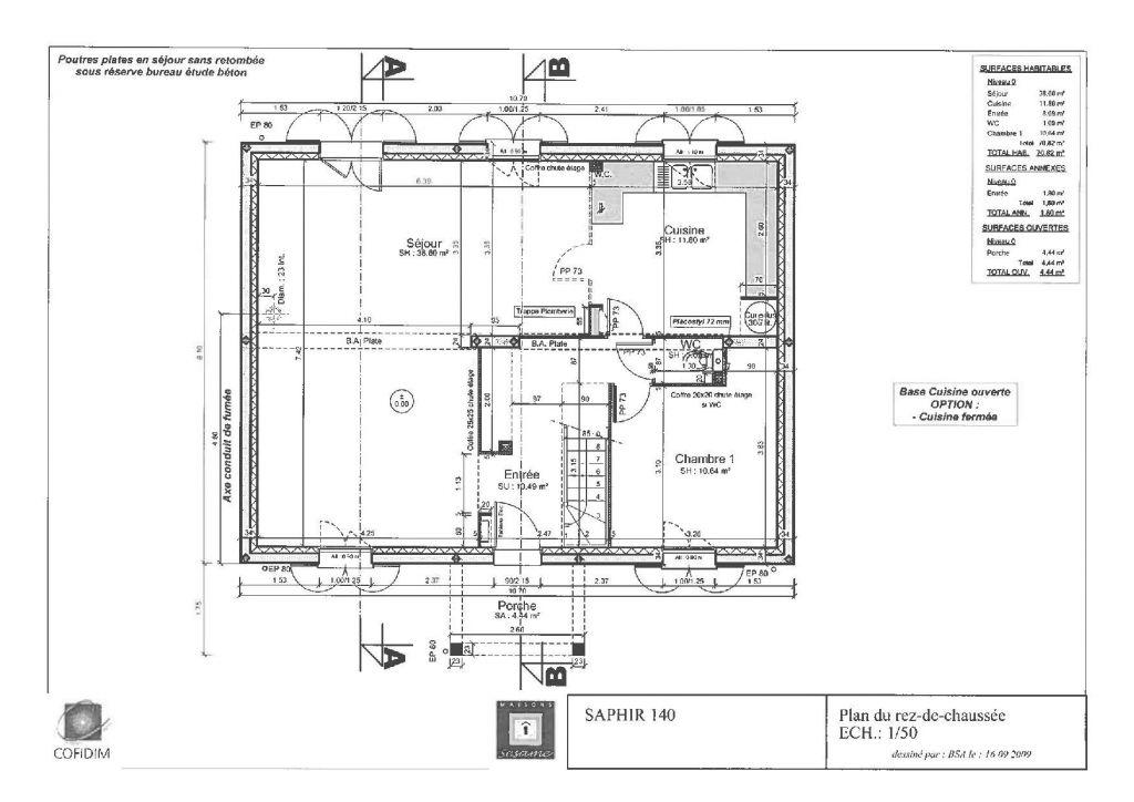Good avis sur les plans maison tage with plan maison 140 m2 for Plan maison 140m2