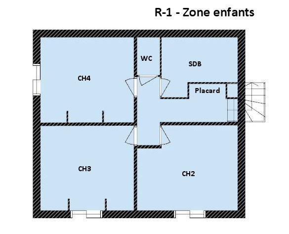 Plan du N-1