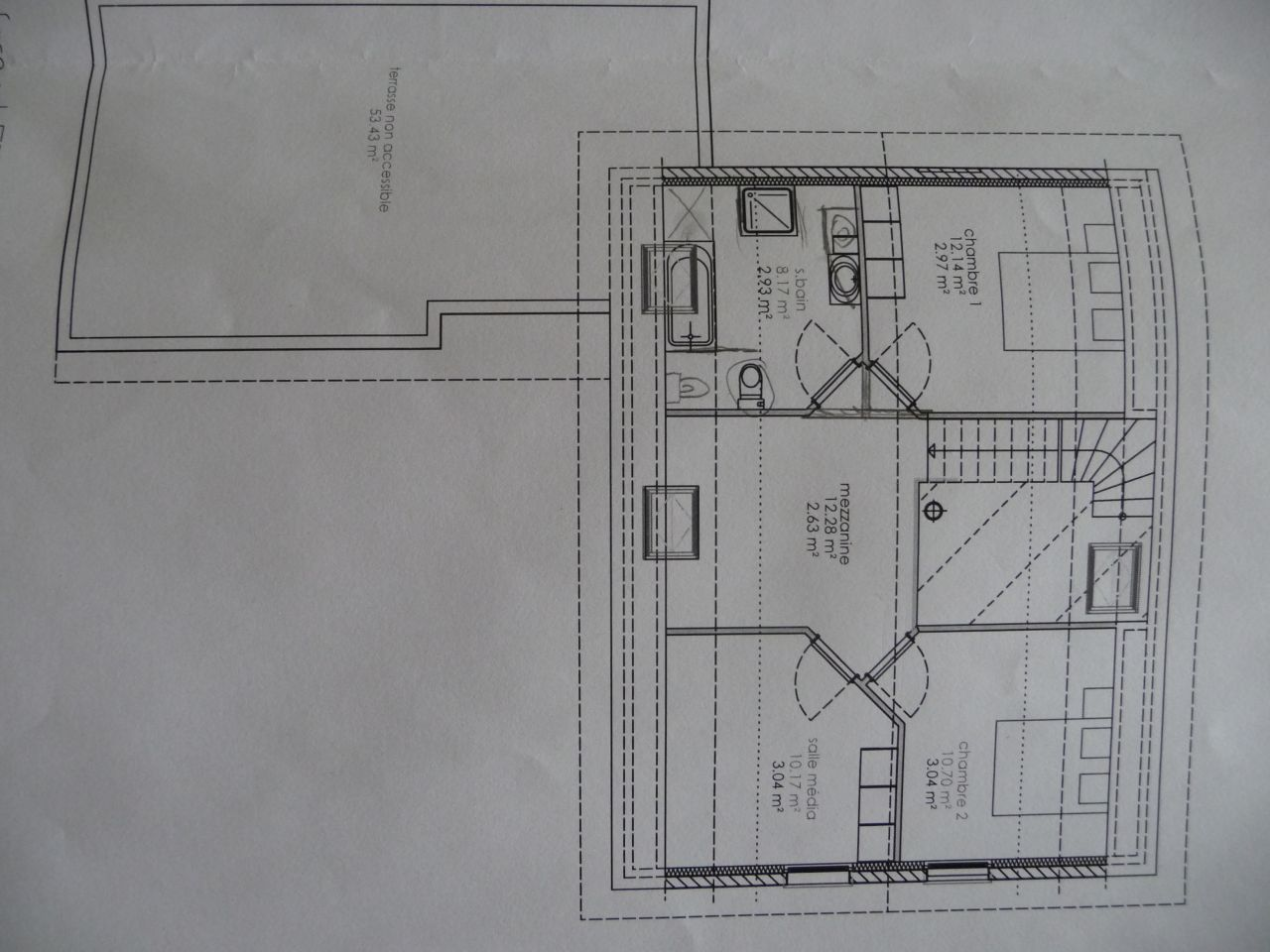 Projet 2 : etage