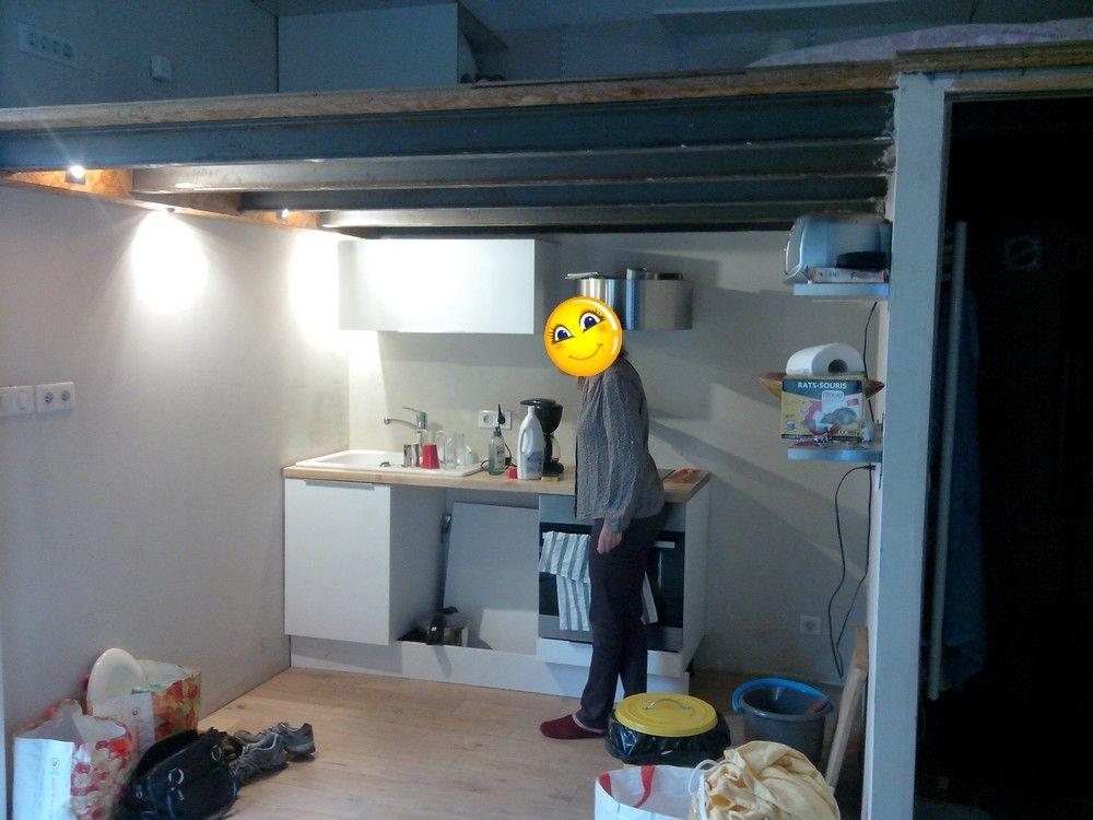Premiers pas dans la cuisine du studio