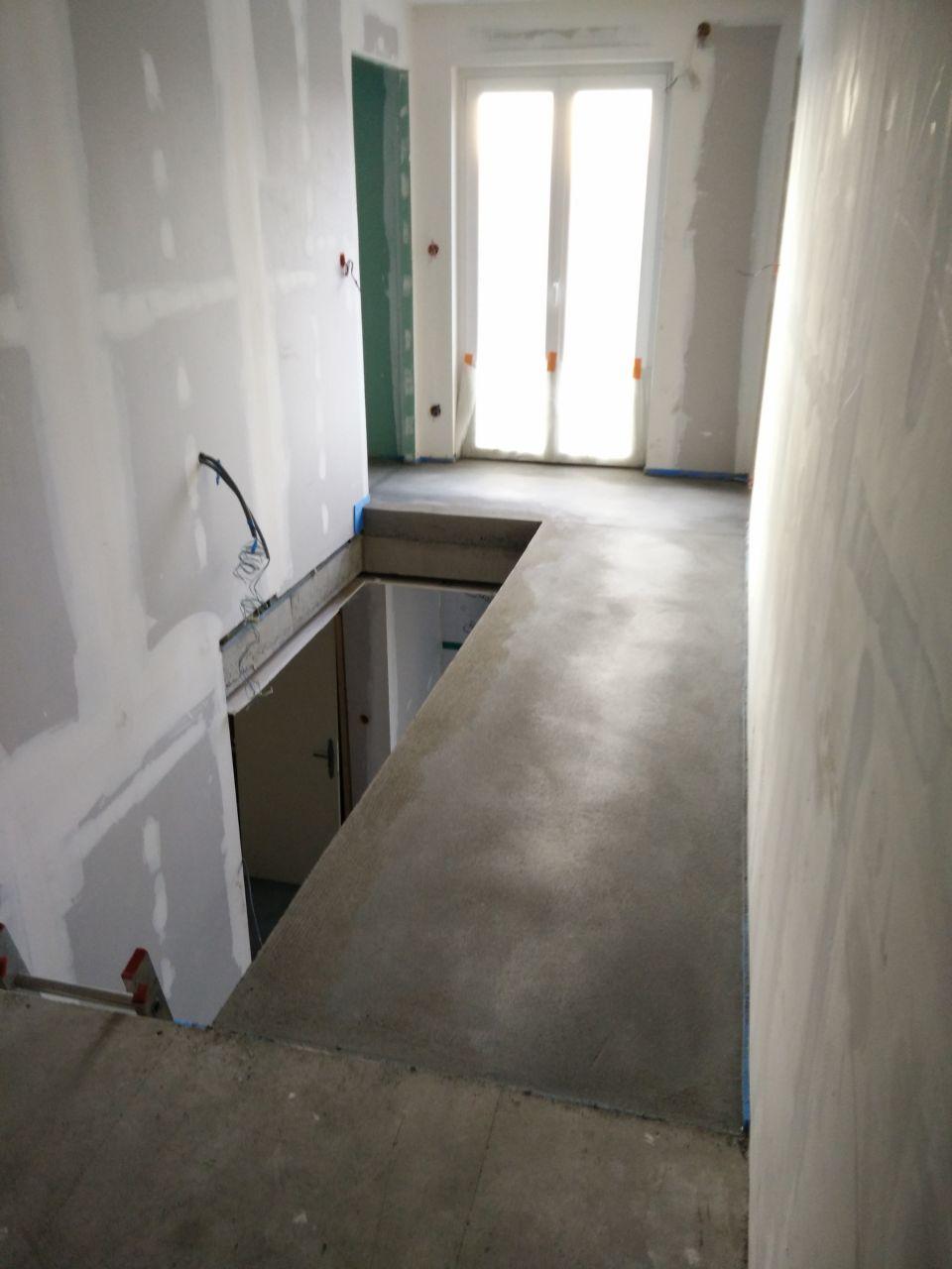 carrelage sol dans pi ce moiti sur plancher bois et sur plancher ma onn 11 messages. Black Bedroom Furniture Sets. Home Design Ideas