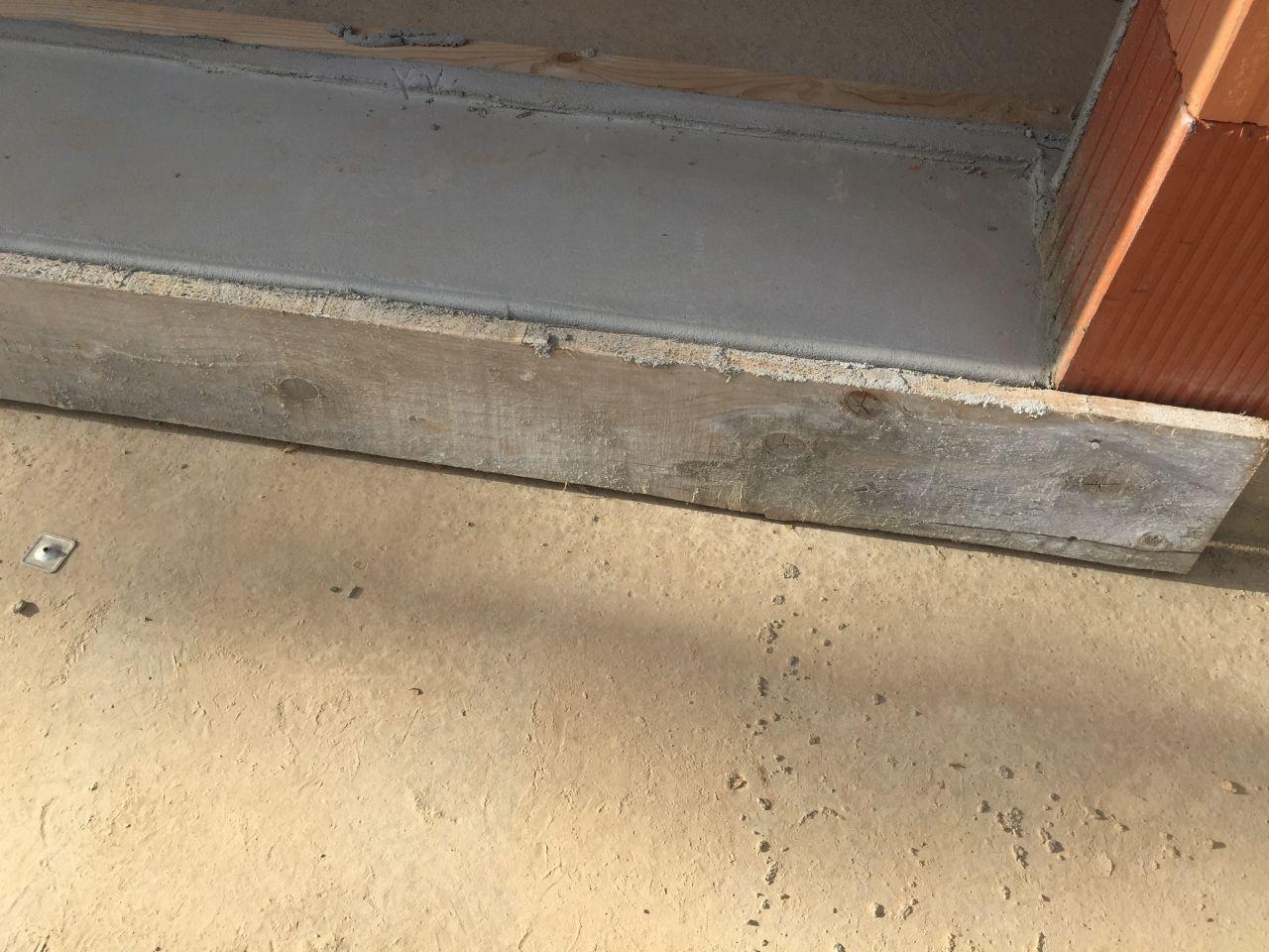 Etancheit des murs enterr s modification du toit for Les architecteurs rennes