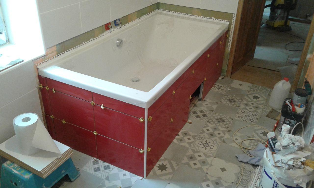 Entourage de baignoire meilleures images d 39 inspiration pour votre desig - Entourage de baignoire ...