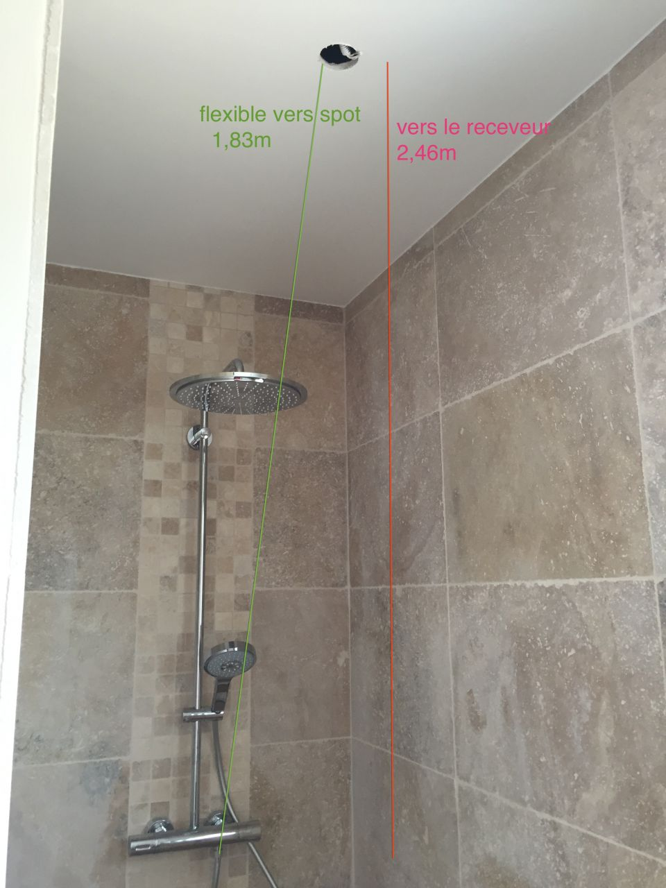 Salle bain et volume 6 messages - Volume salle de bain ...