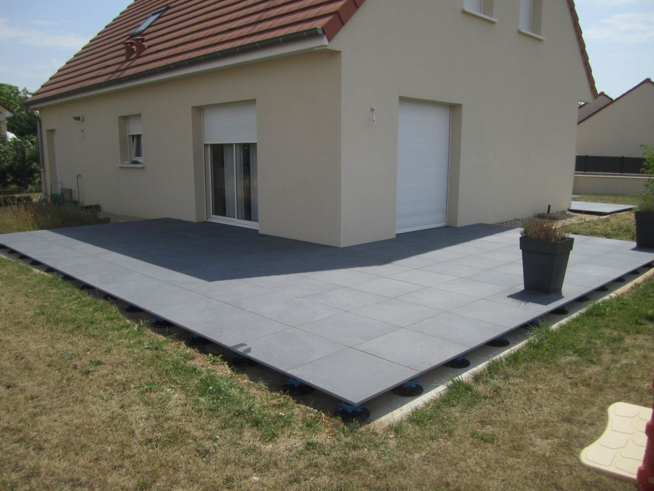 Pose carrelage prix pose carrelage terrasse moderne for Carrelage terrasse
