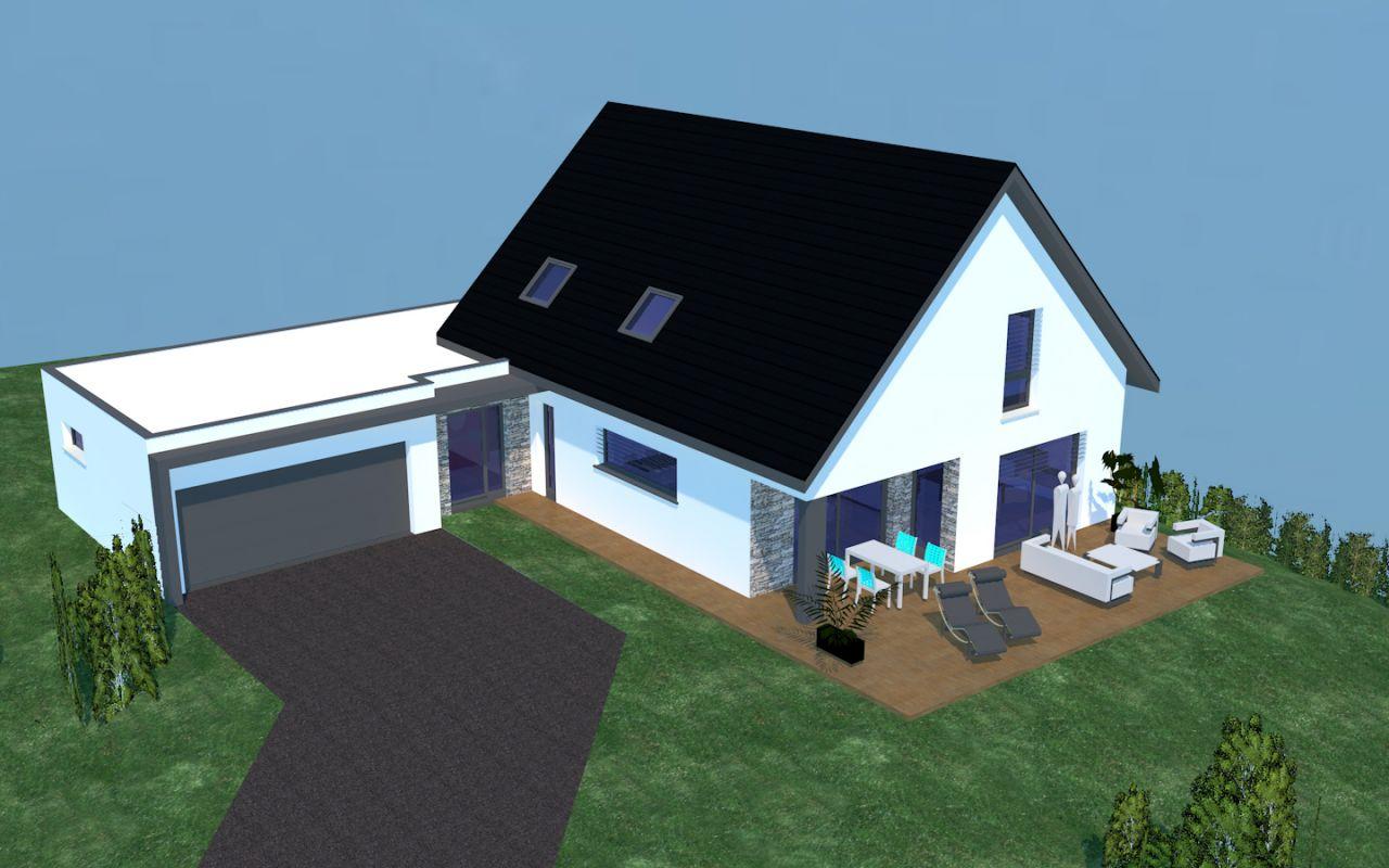 Premier visuel du projet architecte