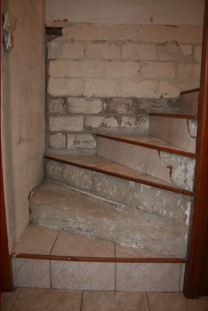 Carreler un escalier en b ton brut for Etancheite escalier exterieur