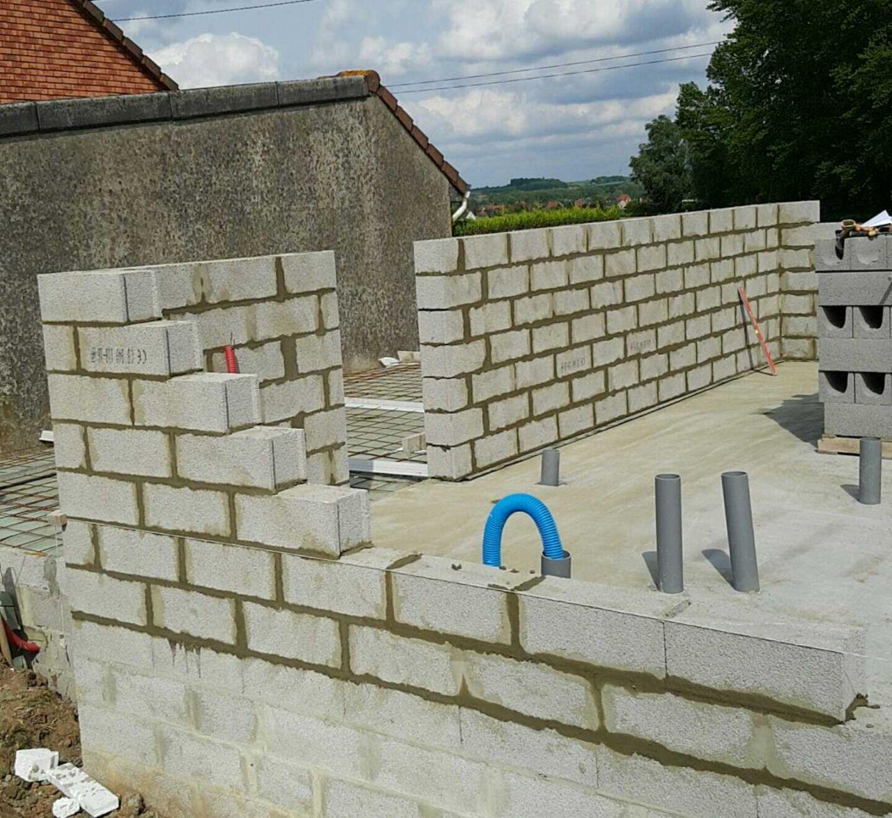 Élévations Murs