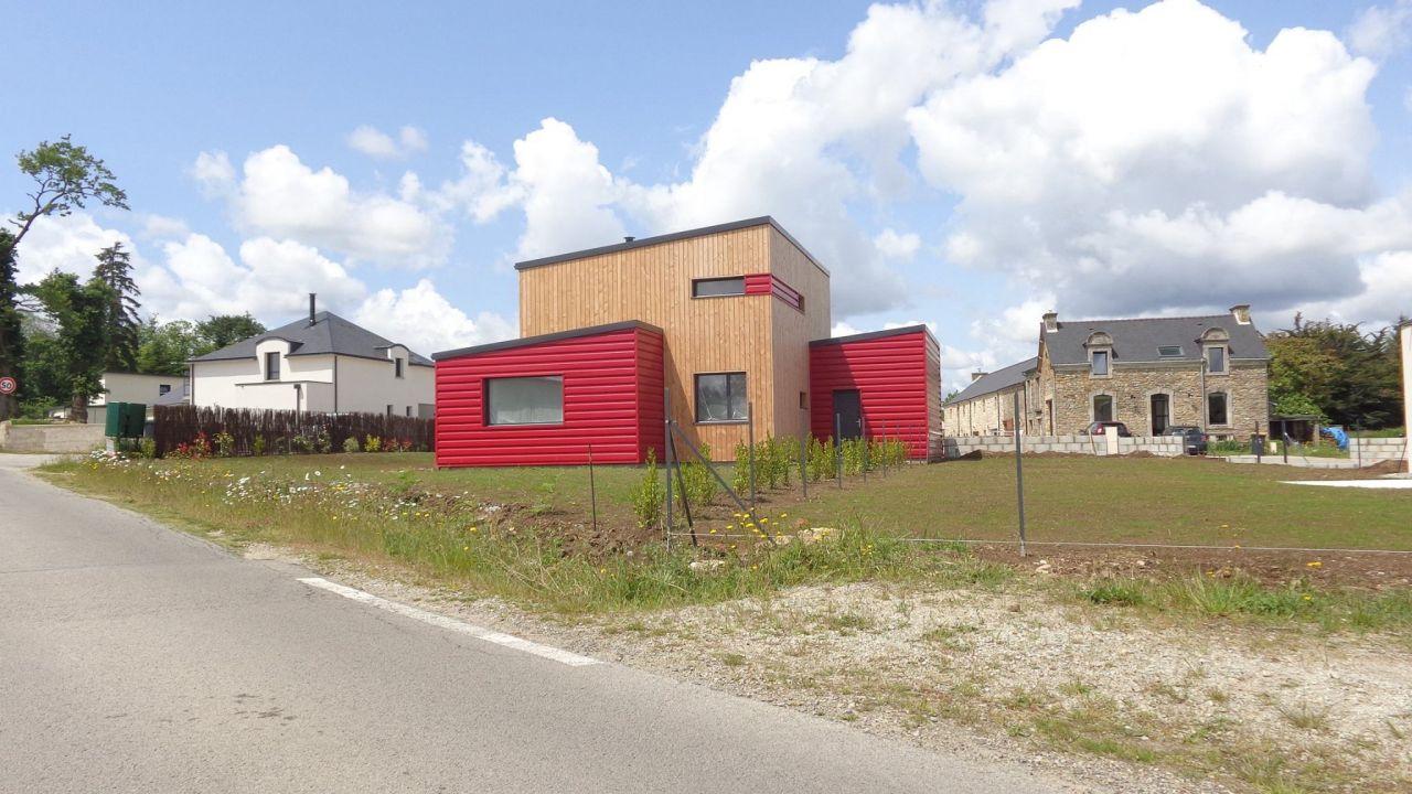 Facade est - Morbihan (56) - mai 2016