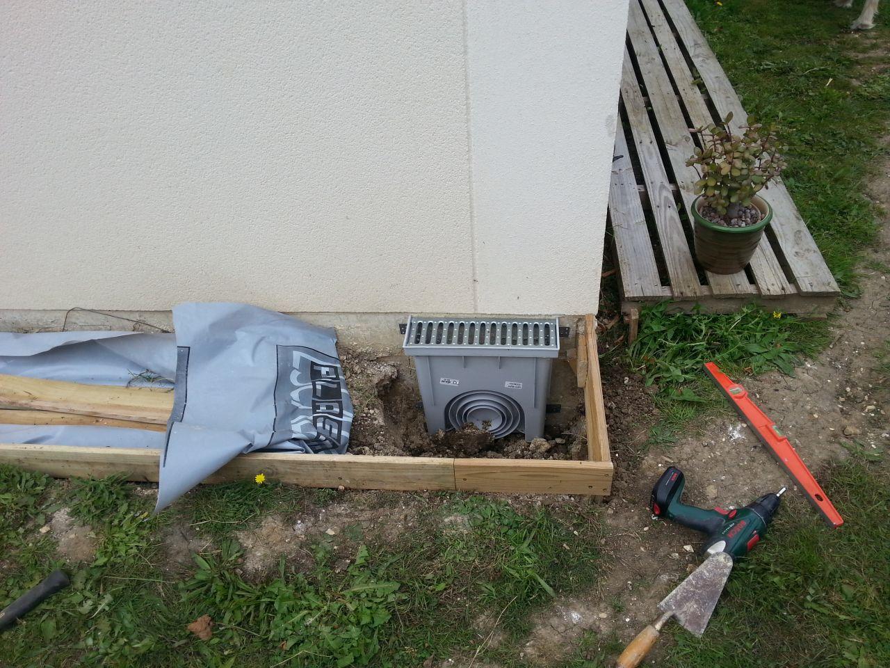 La corv e des goutti res ventilation vide sanitaire - Grille de ventilation vide sanitaire ...