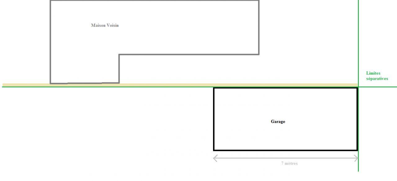 litige pour construction en limite s parative r solu. Black Bedroom Furniture Sets. Home Design Ideas