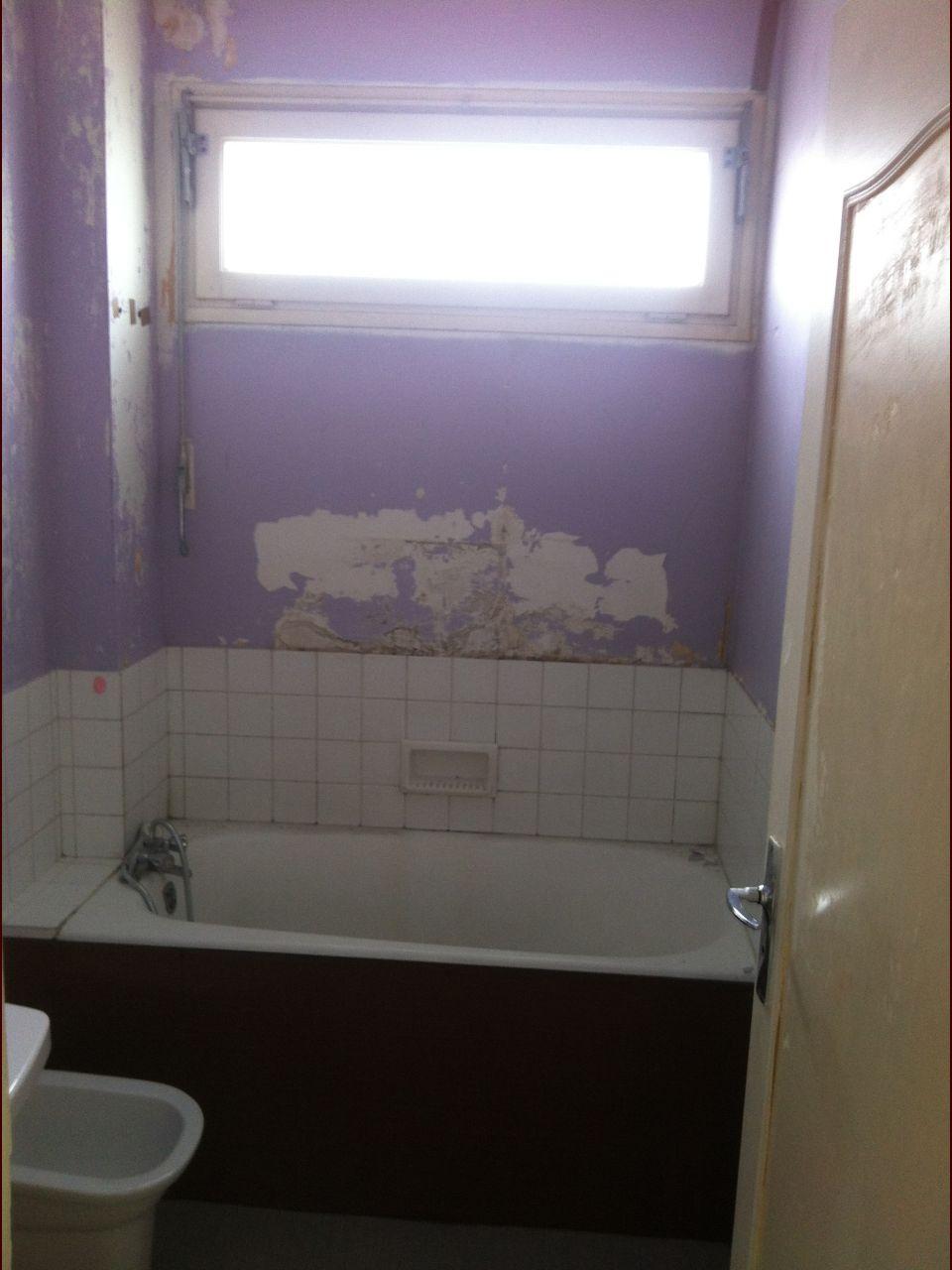 Salle de bain, avec bidet s'il vous plait !