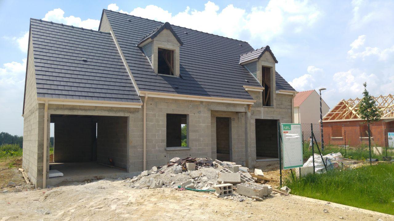 Modele maison familiale modele maison styl habitat for Maison familiale