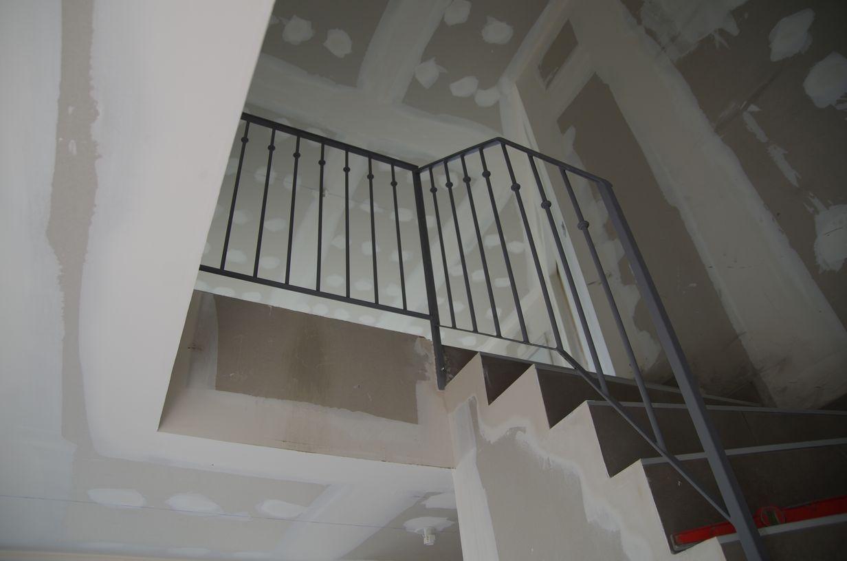 installation garde corps plomblerie appareillage installation de la vmc df isere. Black Bedroom Furniture Sets. Home Design Ideas