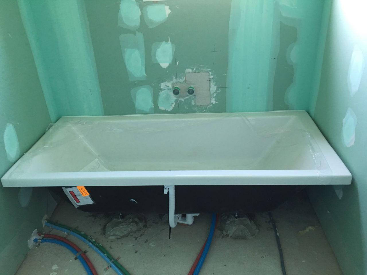 la plomberie le carrelage la salle d 39 eau et la salle. Black Bedroom Furniture Sets. Home Design Ideas