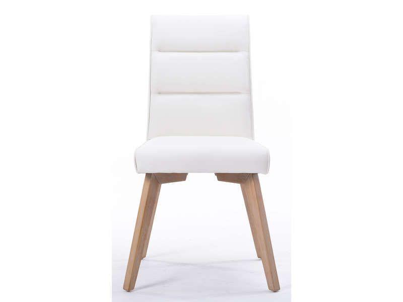 Table choisie mais quelles chaises edf orange vide for Salle a manger levi