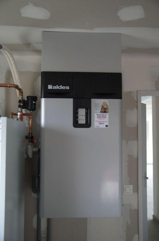 Installation garde corps plomblerie appareillage for Vmc salle de bain installation