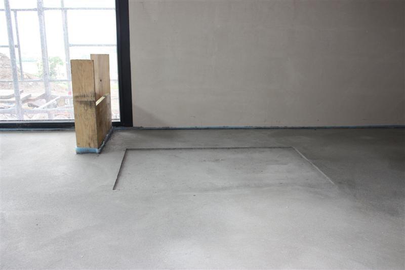 Fabuleux Surface de 1/2 m² autour d'un poële : sol béton brut - 5 messages SA24