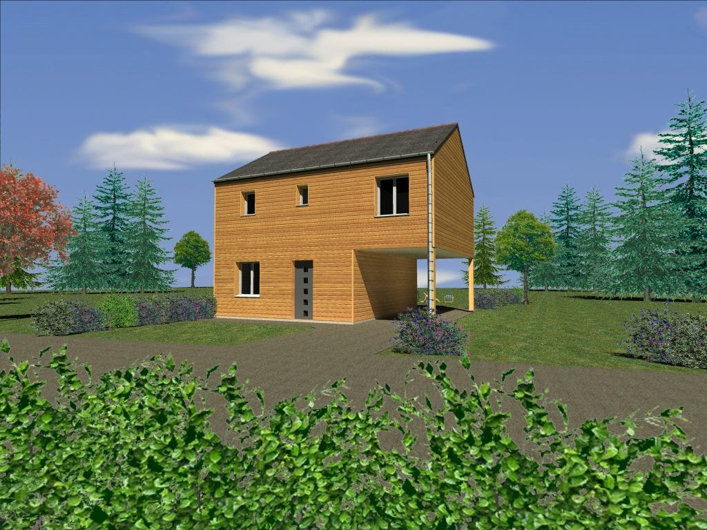 Votre avis sur les plans de ma maison de 115m 3 4 for Trouver des plans pour ma maison