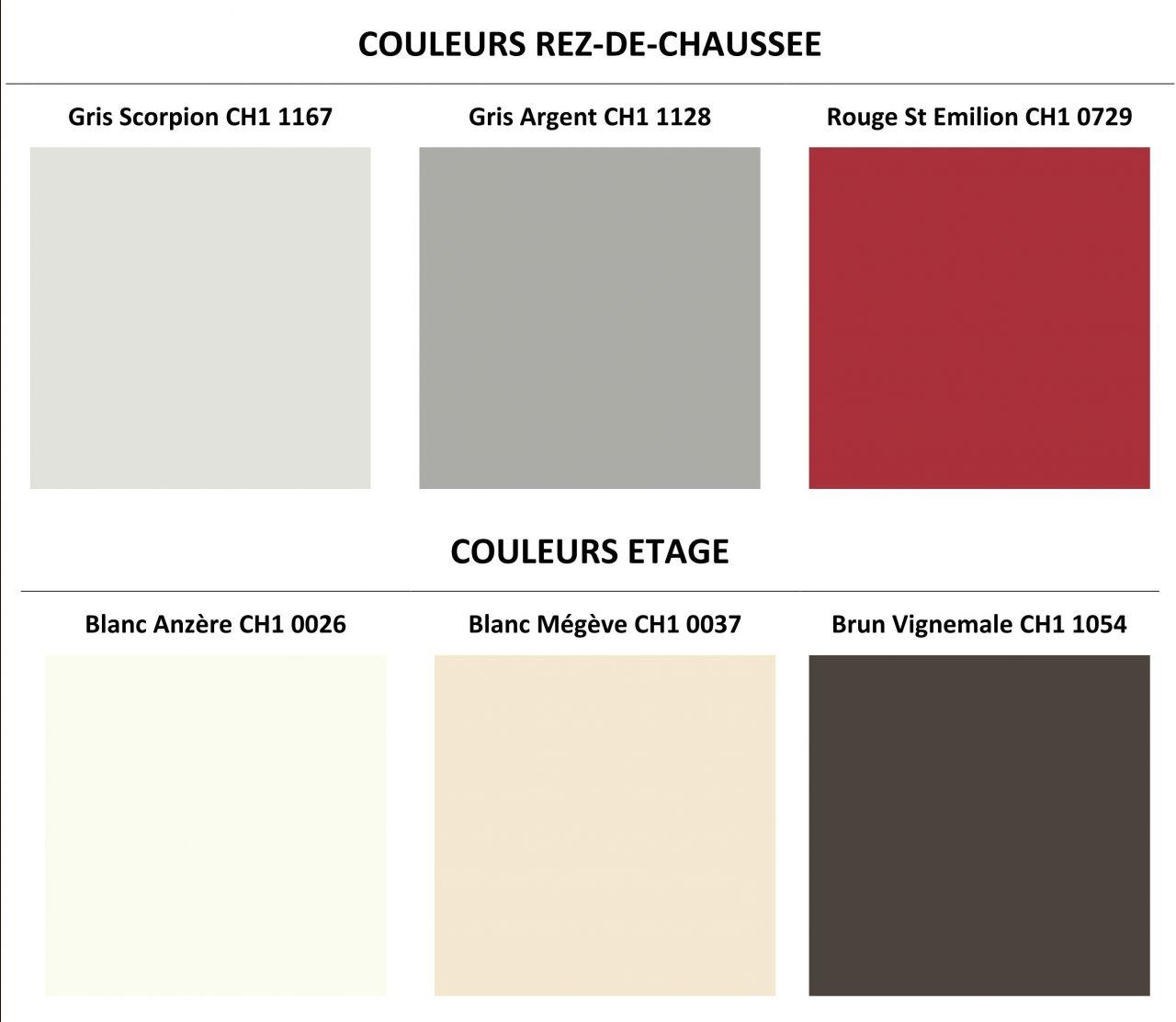 choix d finitifs des peintures papiers peints budget nos id es couleurs am nagements. Black Bedroom Furniture Sets. Home Design Ideas