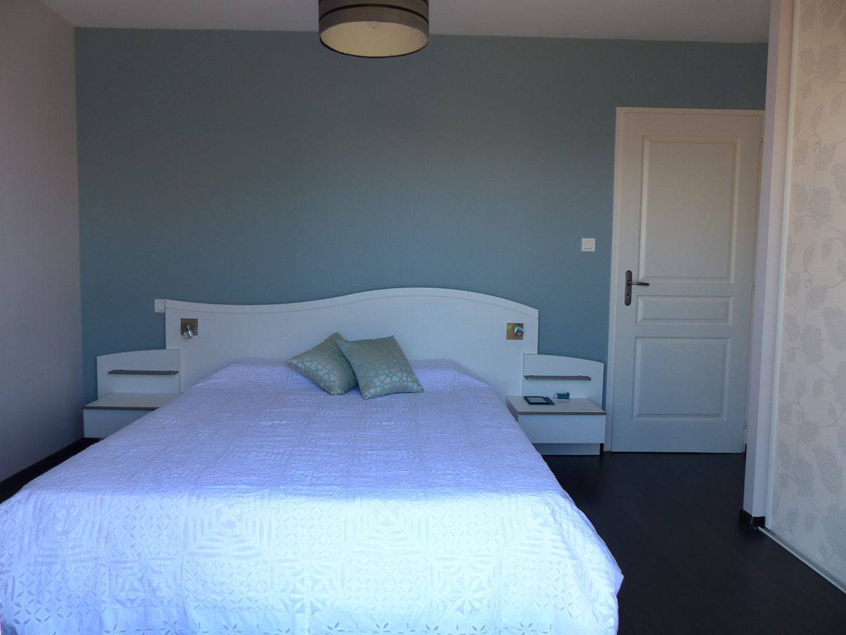 Changement d co chambre adulte d co chambre adultes vendee for Decoration de lit adulte
