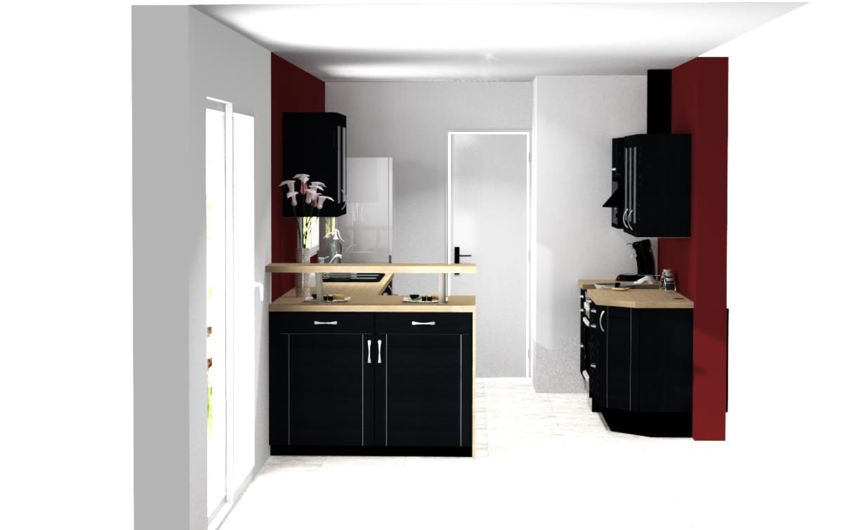 premier tracas choix du cuisiniste cuisine choisie et r serv cinq mars la pile indre. Black Bedroom Furniture Sets. Home Design Ideas