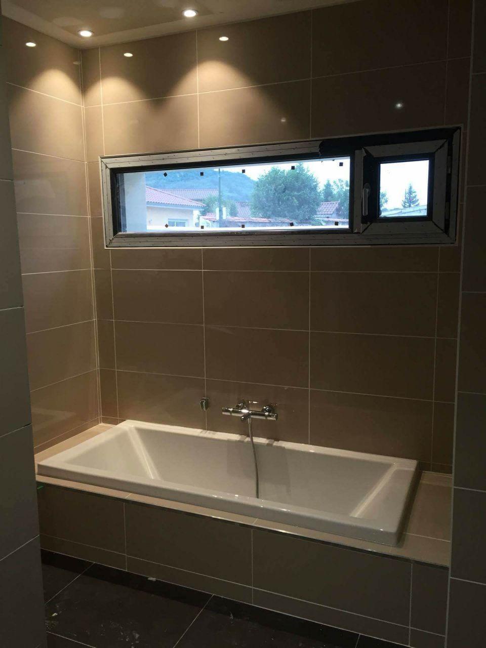 Salle de bain presque finie !