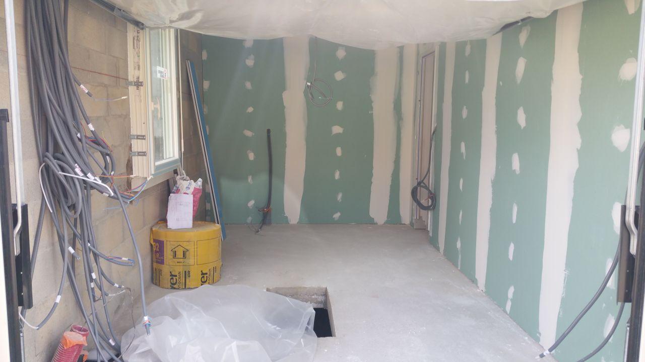 Questions pour la r alisation d 39 une trappe en acier vide - Trappe vide sanitaire ...
