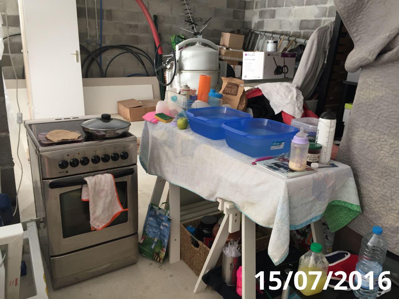 Photo amenagement de notre sous sol apres que phenix nous for Amenagement jardin 90m2